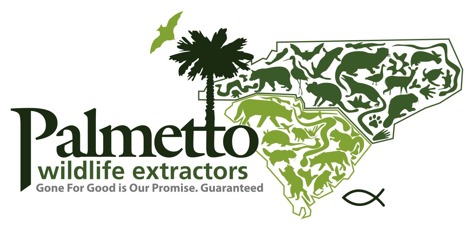 Palmetto Wildlife Extractors south carolina LOGO