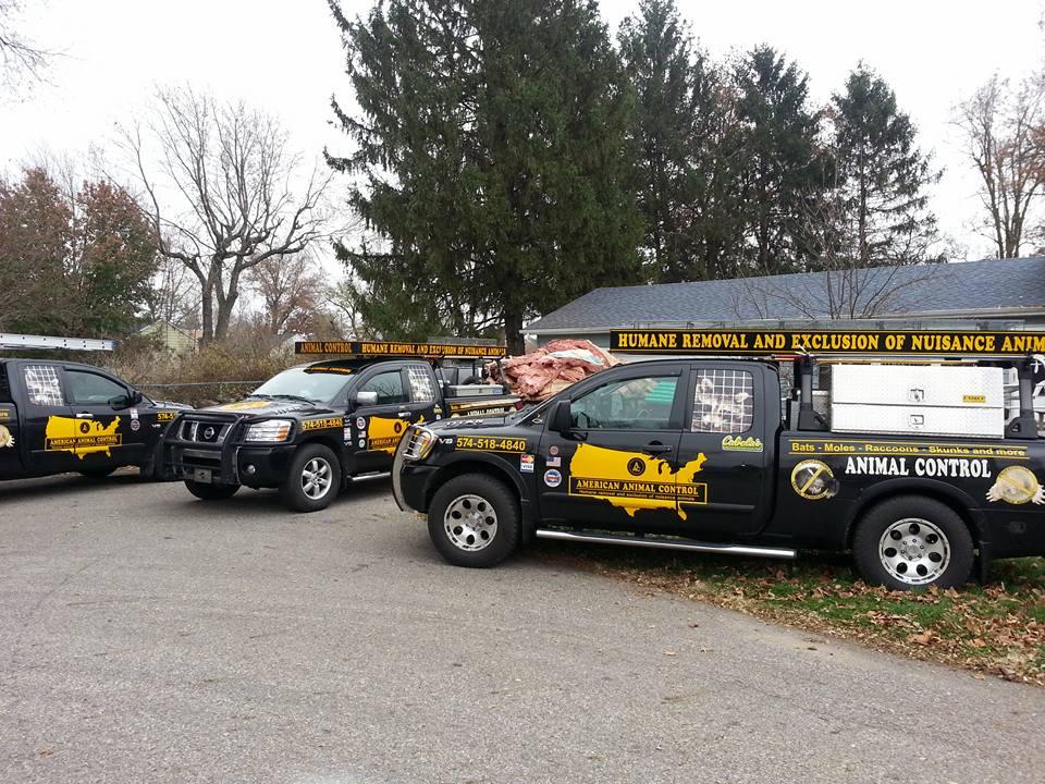 american animal control trucks