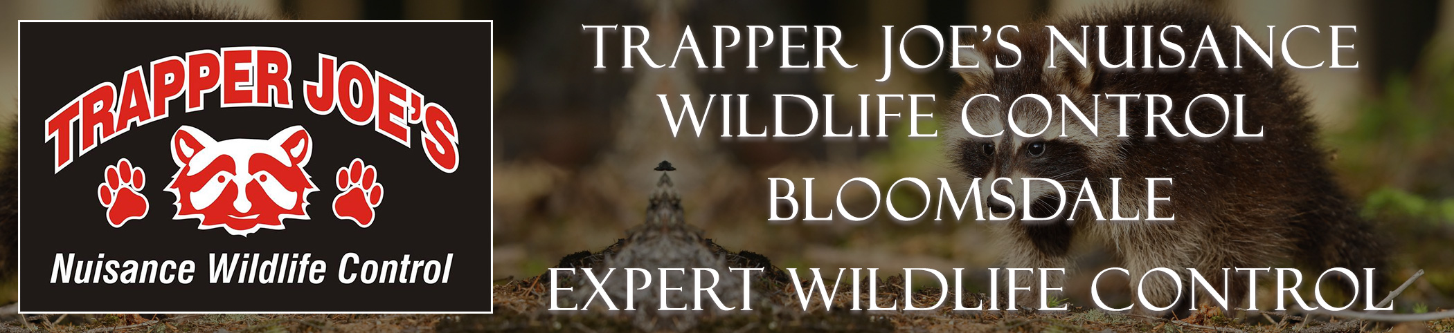 Trapper Joes Bloomsdale Missouri header image