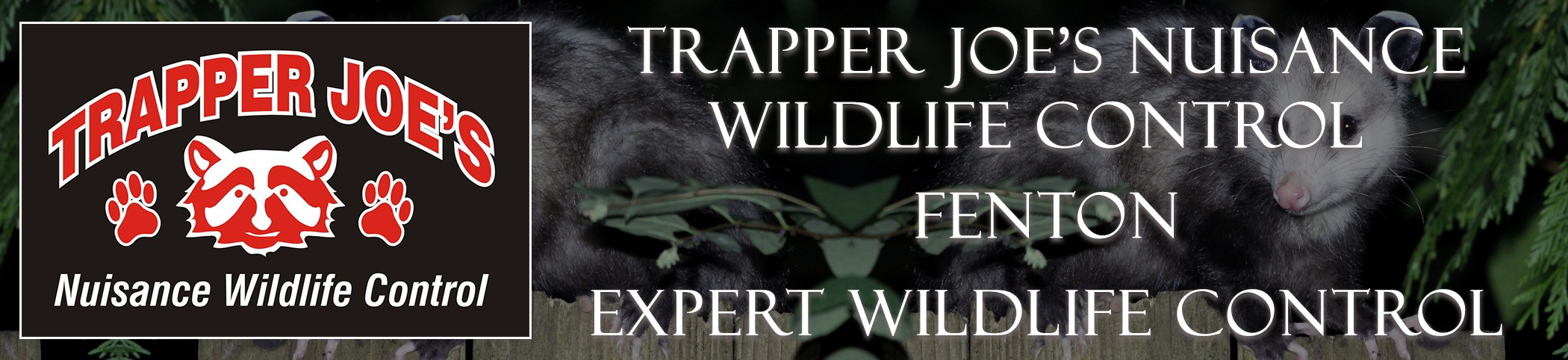 Trapper Joes Fenton Missouri header image