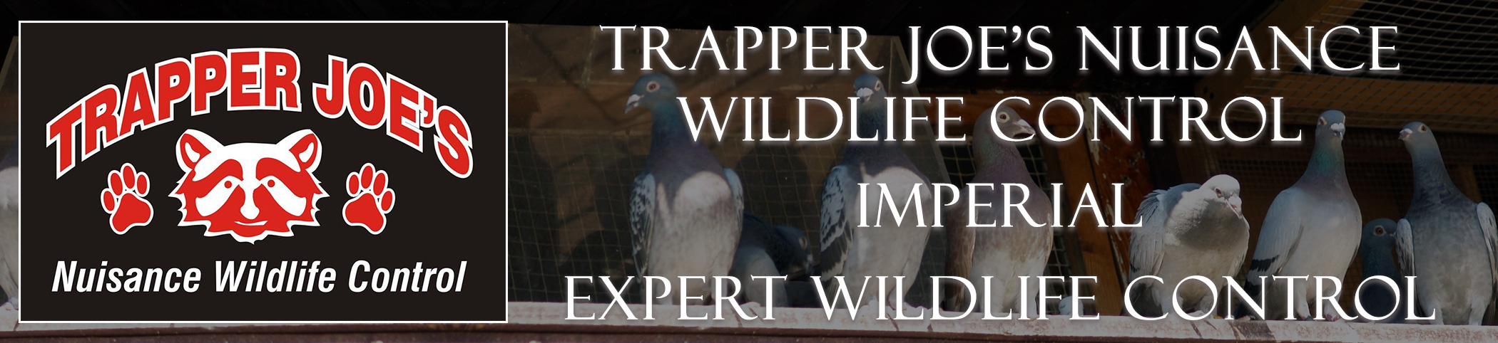 Trapper Joes Imperial  Missouri header image