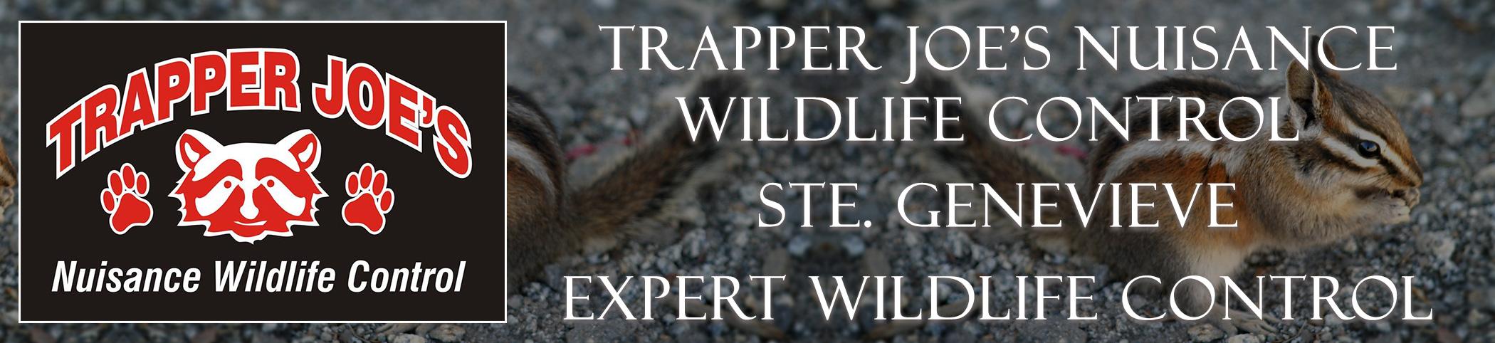 Trapper Joes Ste. Genevieve Missouri header image