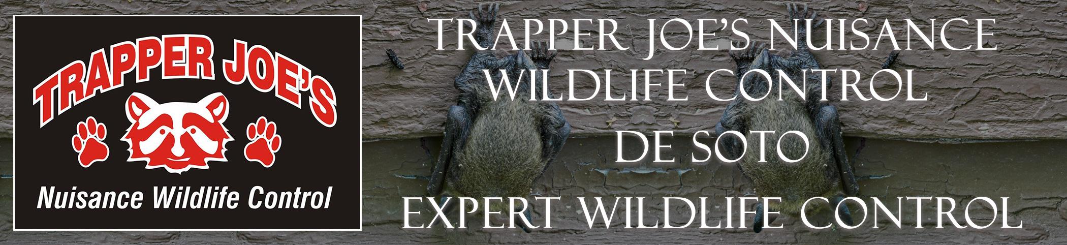 Trapper Joes De Soto Missouri header image