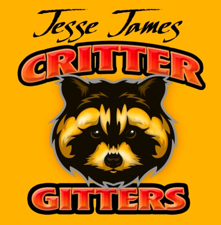 critter gitters nuisance wildlife control and removal logo