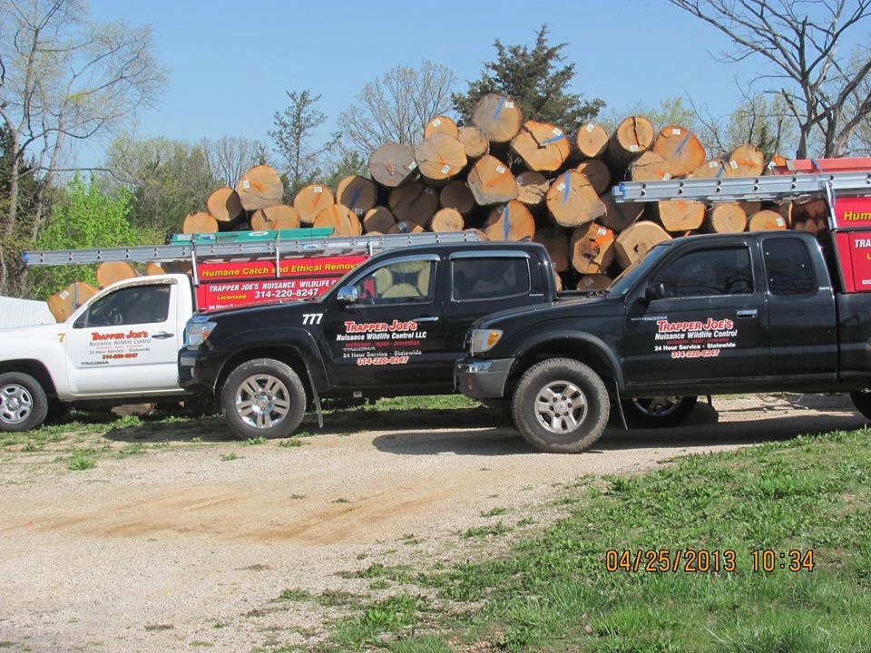 Trapper Joe's Truck Fleet