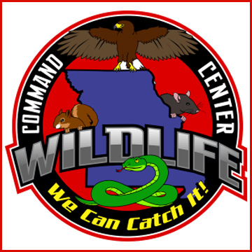 The Wildlife Command Center Badge