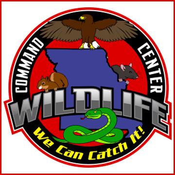 The Wildlife Command Center Badge