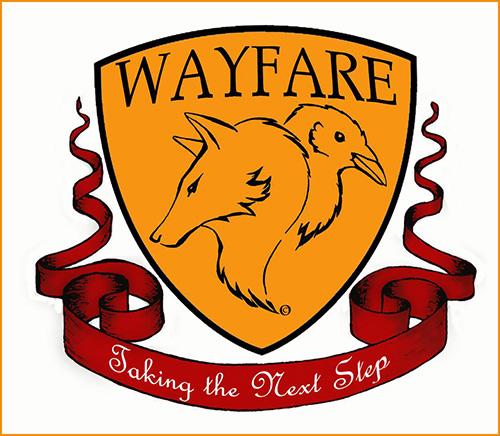 Wayfare Logo for the best Centralia Bat Removal Company